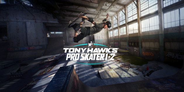 Newsbild zu Tony Hawk's Pro Skater 1 + 2 erscheint im September für die PlayStation 4, Xbox One und PC