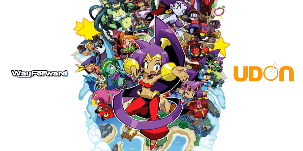 The Art of Shantae – Artbook