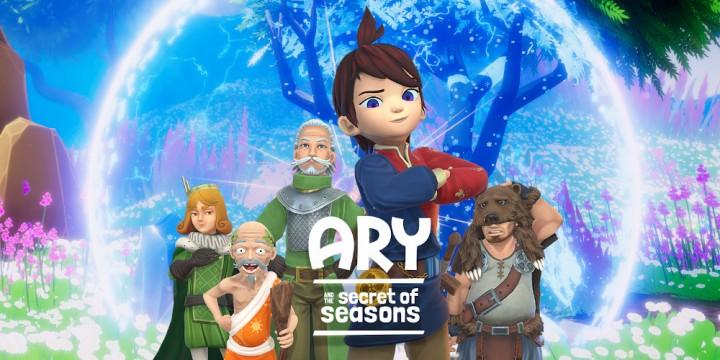 Newsbild zu Ab heute erhältlich – Veröffentlichungstrailer zu Ary and the Secret of Seasons erschienen