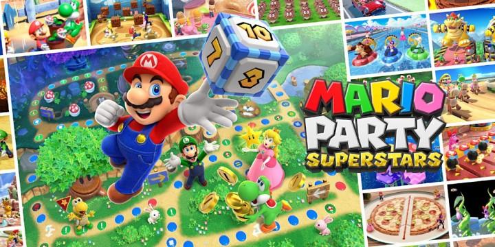 Newsbild zu Jetzt vorbestellen: Handelsversion von Mario Party Superstars
