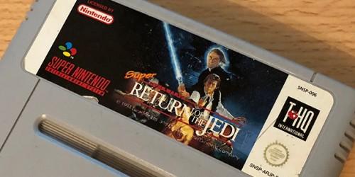 Newsbild zu Pixel-Power #12: Super Star Wars: Return of the Jedi (SNES)