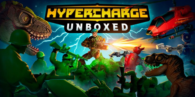 Newsbild zu Nintendo Switch-Spieletest: Hypercharge: Unboxed