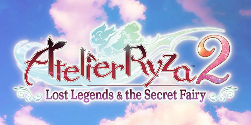 Atelier Ryza 2: Lost Legends & the Secret Fairy - Logo