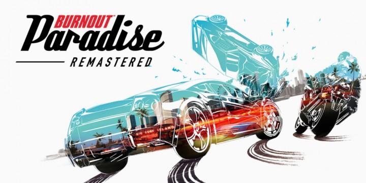 Newsbild zu Burnout Paradise Remastered für Nintendo Switch stark reduziert
