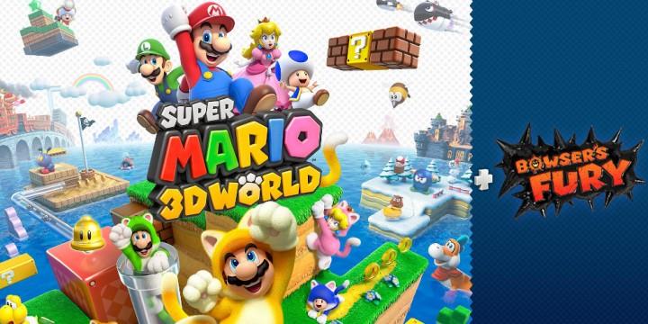Newsbild zu Jetzt vorbestellen: Super Mario 3D World + Bowser's Fury