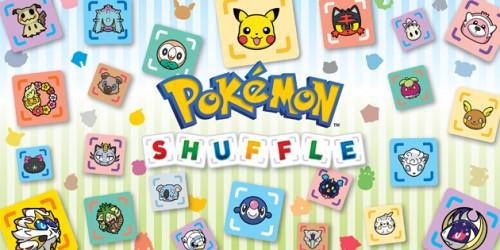 Newsbild zu Pokémon Shuffle heißt Pokémon aus der Alola-Region willkommen [PM]