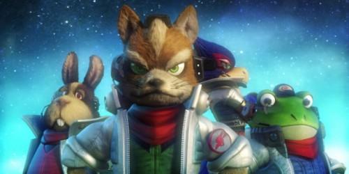 Newsbild zu Stream zu Star Fox Zero: Der Kampf beginnt und anschließender Treehouse Live-Präsentation