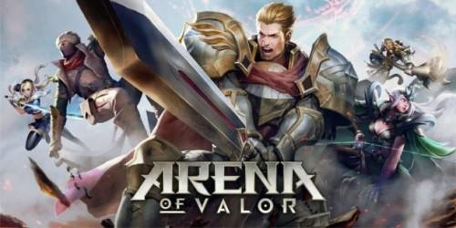 Newsbild zu Tencent gibt Arena of Valor im Westen auf