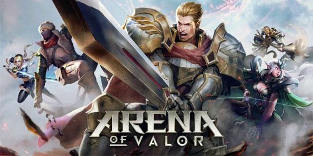 Newsbild zu Arena of Valor wird kein Nintendo Switch Online-Abo benötigen, um online gespielt zu werden