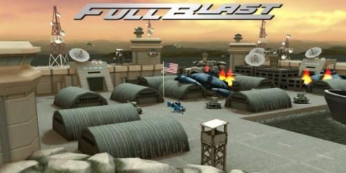 Newsbild zu EnjoyUp Games kündigt FullBlast für den Wii U eShop an, erste Screenshots zum Spiel