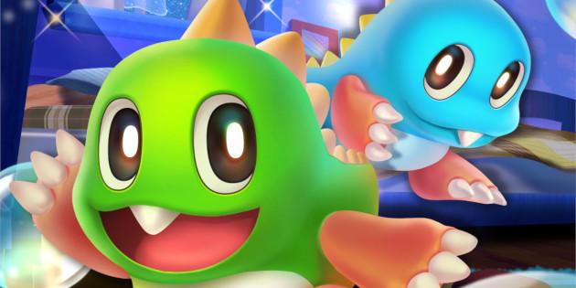 Newsbild zu Bubble Bobble 4 Friends erhält im Herbst 100 neue Level und weitere Inhalte