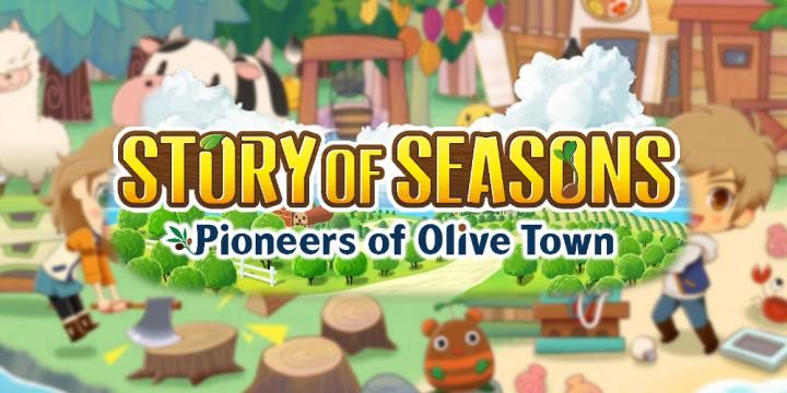 Newsbild zu Neue Screenshots und Trailer zu Story of Seasons: Pioneers of Olive Town veröffentlicht