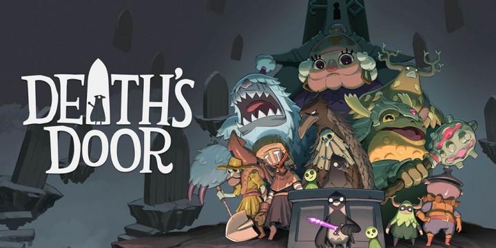 Newsbild zu Öffnet die Türen des Todes – Death's Door erscheint im November für die Nintendo Switch