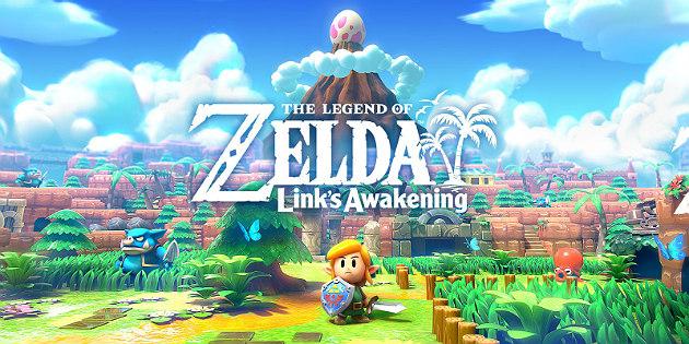 Newsbild zu The Legend of Zelda: Link's Awakening bricht den Verkaufsrekord von Super Mario Maker 2 und springt an die Spitze der britischen Software-Charts