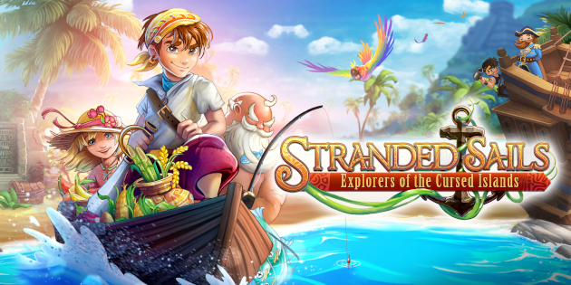 Newsbild zu Nintendo Switch-Spieletest: Stranded Sails: Explorers of the Cursed Islands