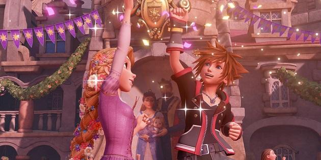Newsbild zu Gerücht: Ist ein Gastauftritt von Sora in Super Smash Bros. Ultimate an Disney gescheitert?