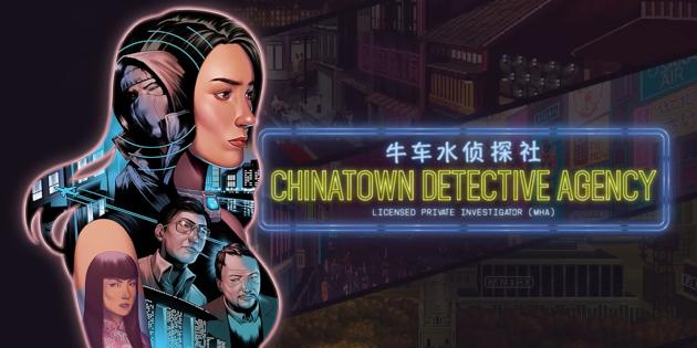 Newsbild zu Kickstarter-Projekt Chinatown Detective Agency samt Nintendo Switch-Version erfolgreich finanziert
