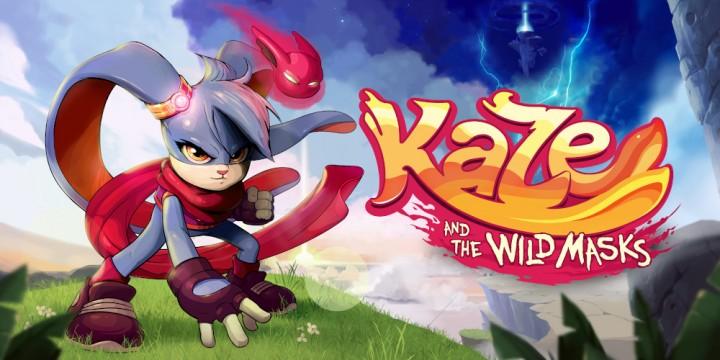 Newsbild zu Neuer Trailer zu Kaze and the Wild Masks präsentiert die Hintergrundgeschichte