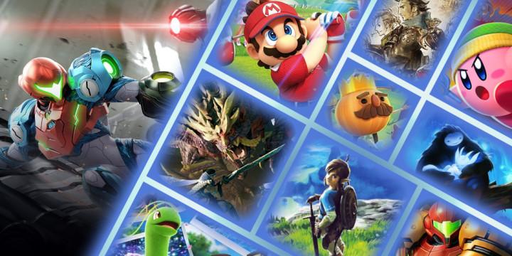Newsbild zu Diese Nintendo Switch-Spiele erwarten euch in dieser Woche (KW 40/2021)