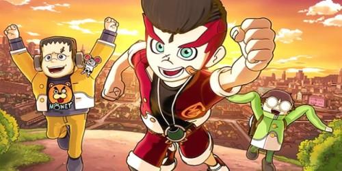 Newsbild zu Japan: Drei neue Hero Bank 2-3DS-Menü-Themes angekündigt