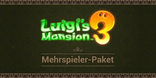 Newsbild zu Luigi's Mansion 3: DLC-Paket 2 ist bereits ab heute zum Download verfügbar