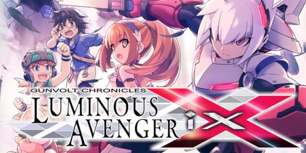 Newsbild zu Zweiter offizieller Trailer zu Gunvolt Chronicles: Luminous Avenger iX veröffentlicht