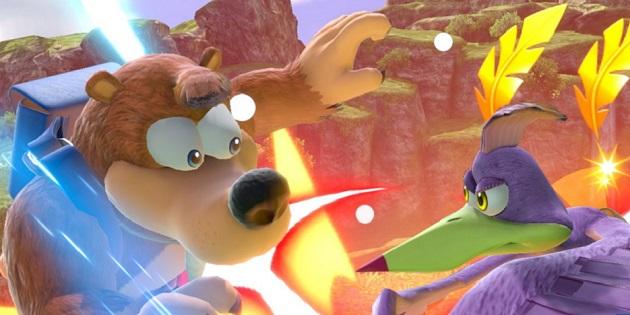 Newsbild zu Banjo und Kazooie in Super Smash Bros. Ultimate: Rare-Boss über die Kooperation zwischen Microsoft und Nintendo