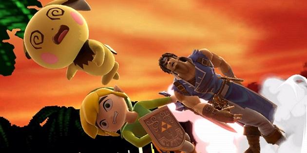 Newsbild zu Super Smash Bros. Ultimate: Masahiro Sakurais Bilder der Woche (KW 22/2020)