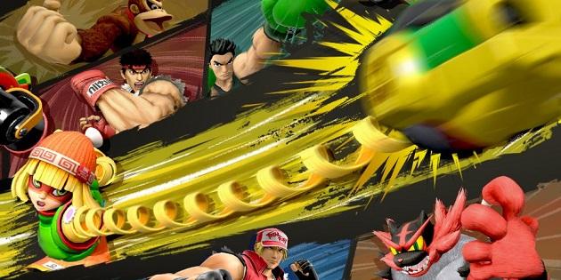 Newsbild zu Alles im Griff: Starke Arme sind beim nächsten Event-Turnier in Super Smash Bros. Ultimate gefragt