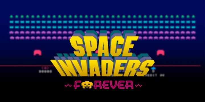 Newsbild zu Erscheinungsdatum von Space Invaders Forever bekannt gegeben