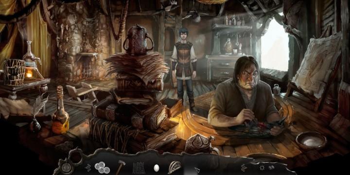 Newsbild zu Das Schwarze Auge: Adventure-Klassiker Satinavs Ketten und Memoria erscheinen noch im Januar für die Nintendo Switch