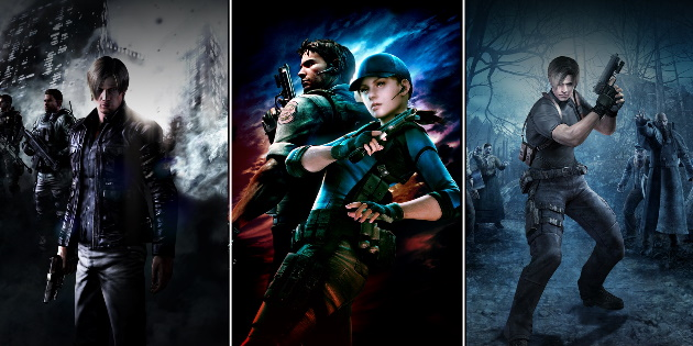 Newsbild zu Resident Evil Triple Pack erhält neuen Trailer – Japanisches Veröffentlichungsdatum enthüllt