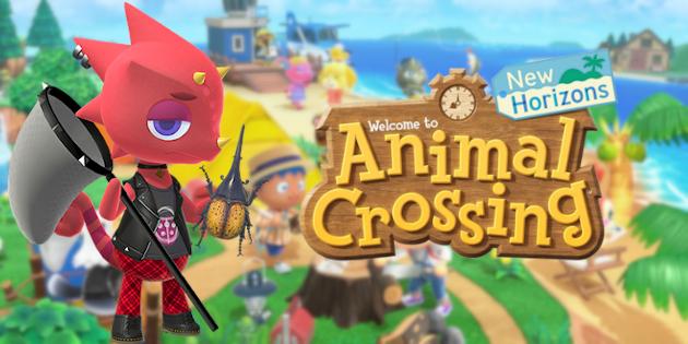 Newsbild zu Erinnerung: Morgen startet in Animal Crossing: New Horizons das erste Insektenturnier