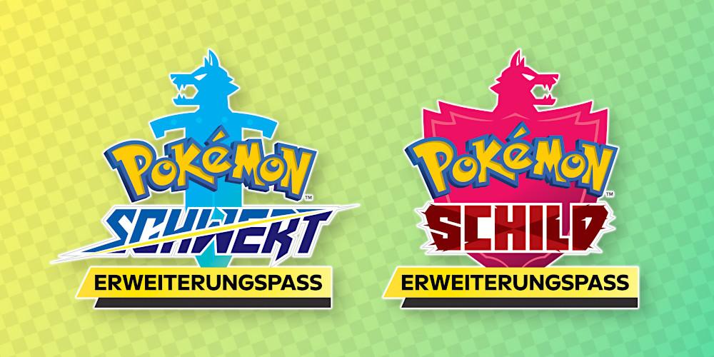 Pokémon Schwert und Schild - Erweiterungspass