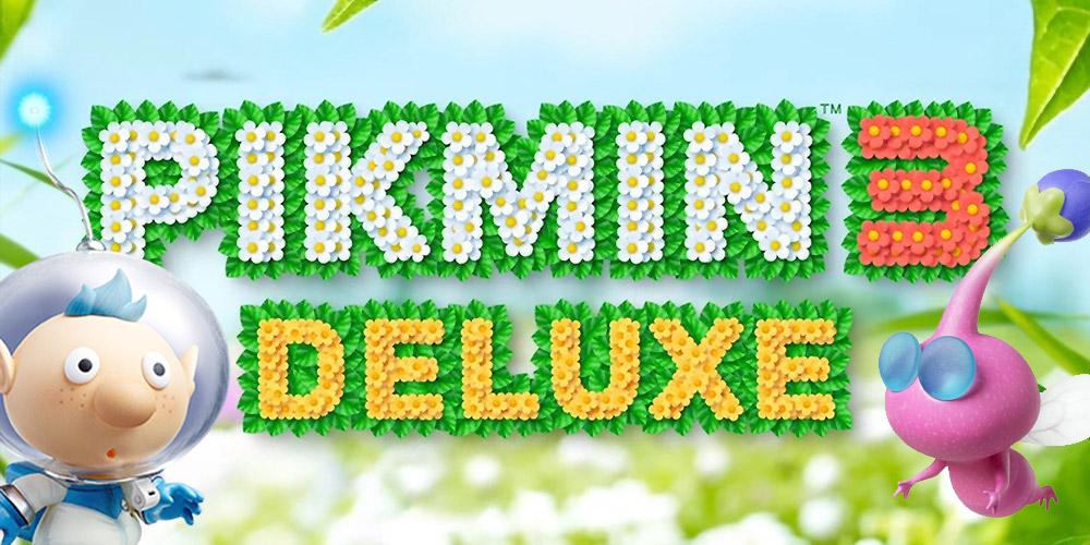Pikmin 3 Deluxe (Vorschau/Test)