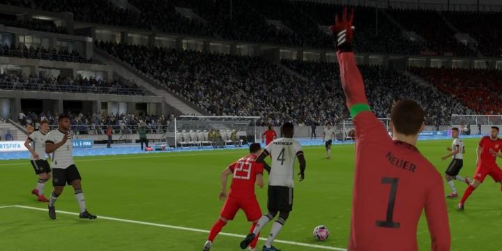 Newsbild zu FIFA vs. Pro Evolution Soccer: Die Lizenz für einen weiteren Top-Klub wandert von EA Sports zu Konami