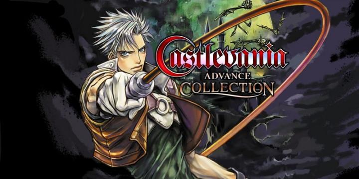 Newsbild zu 4 Spiele in einem: Castlevania Advance Collection ab sofort für die Nintendo Switch erhältlich