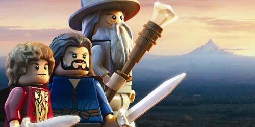 Newsbild zu 3DS-Spieletest: LEGO Der Hobbit
