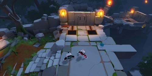 Newsbild zu Indie-Puzzler Biped erscheint 2020 für Nintendo Switch