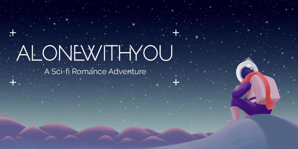Alone With You - Keyart