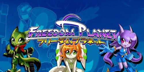 Newsbild zu Wii U eShop-Spieletest: Freedom Planet