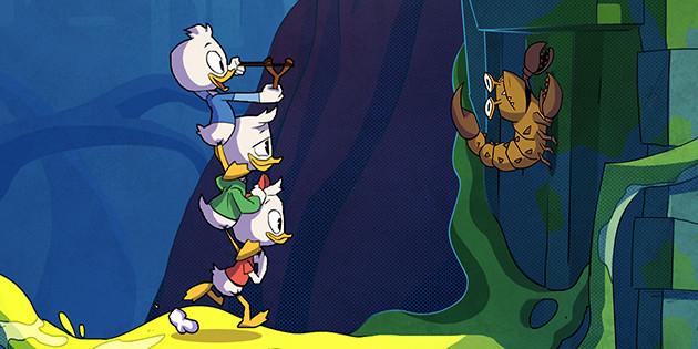Newsbild zu Aprilscherz oder nicht? – FDG Entertainment kündigt DuckTales QuackShots an