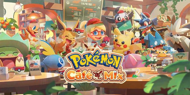 Newsbild zu Pokémon Café Mix ist ab morgen im Nintendo eShop verfügbar – Nintendo Switch-Version unterstützt ausschließlich den Handheld-Modus