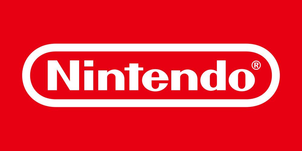 Nintendo - rotes Logo