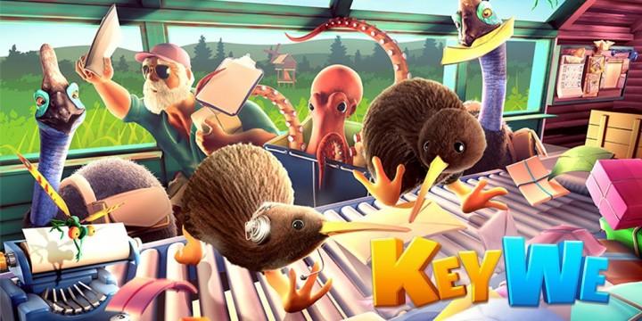 Newsbild zu KeyWe im Test – Koop-Chaos mit Kiwi-Kraft