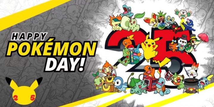 Newsbild zu Ein Vierteljahrhundert Pokémon – Die Taschenmonster feiern heute ihren 25. Geburtstag