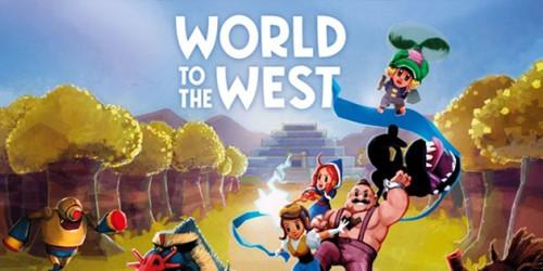 Newsbild zu Endlich auch für Nintendo Switch: World to the West erscheint im Januar