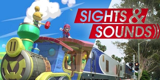 Newsbild zu Sights & Sounds: Mit Super Smash Bros. Ultimate vergeht eine Zugfahrt wie im Flug