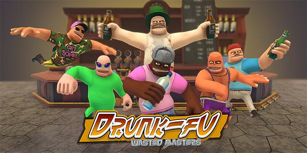 Newsbild zu Nintendo Switch-Spieletest: Drunk-Fu: Wasted Masters