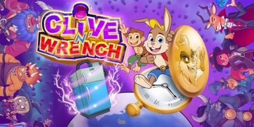 Newsbild zu 3D-Platformer Clive 'N' Wrench für Nintendo Switch angekündigt